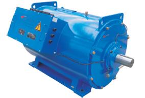 1000/200kW双绕组水冷异步风力发电机