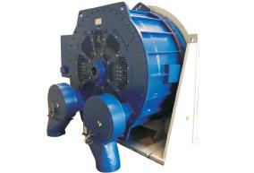 3MW集成式半直驱永磁同步风力发电机