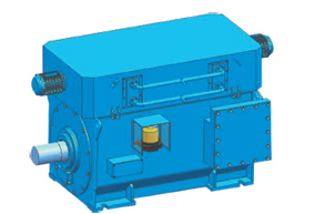 5MW高速永磁同步风力发电机