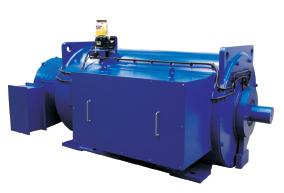 3MW水冷双馈风力发电机