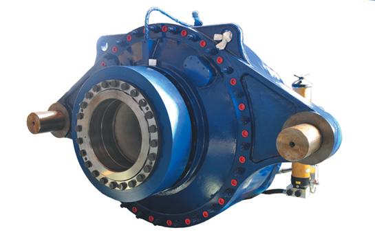 2MW风电齿轮箱