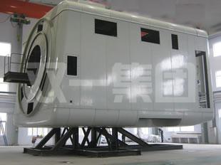 7MW海上风电机舱罩